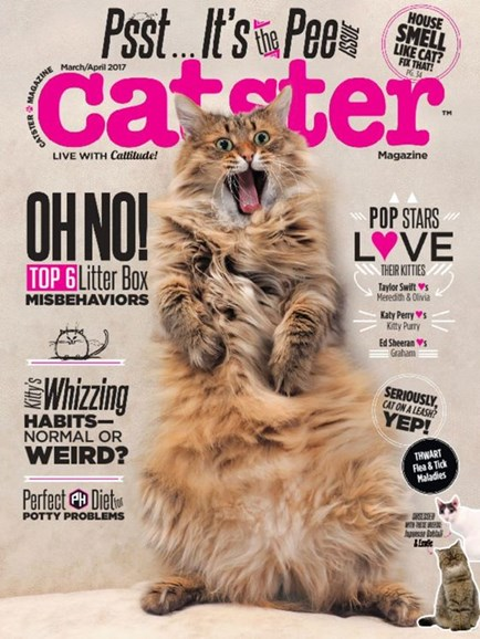 Catster Cover - 3/1/2017