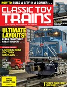 Classic Toy Trains Magazine 3/1/2017