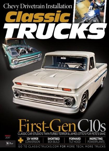 Classic Trucks Cover - 3/1/2017