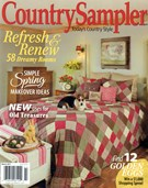 Country Sampler Magazine 3/1/2017