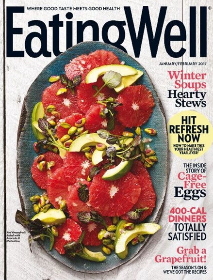 EatingWell Cover - 1/1/2017