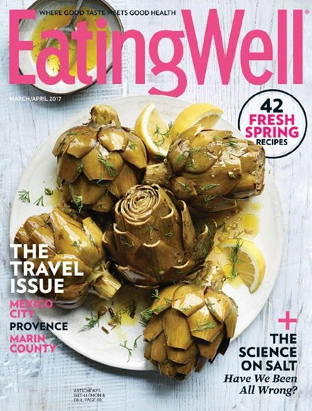 EatingWell Cover - 3/1/2017
