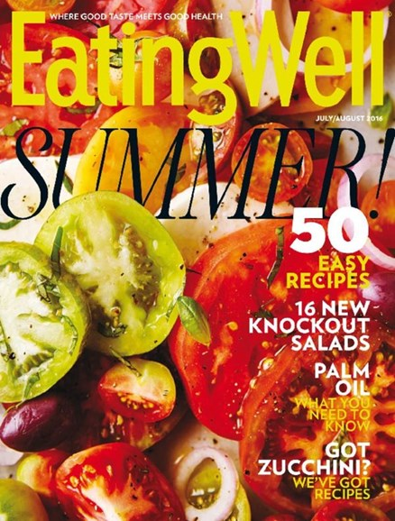 EatingWell Cover - 7/1/2016