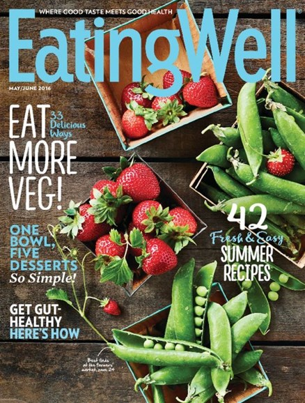 EatingWell Cover - 5/1/2016