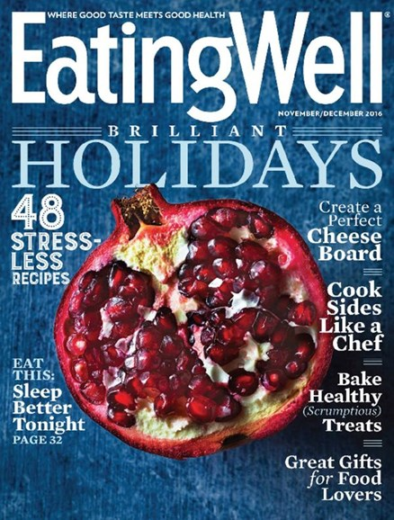 EatingWell Cover - 11/1/2016
