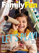 Family Fun Magazine 2/1/2017