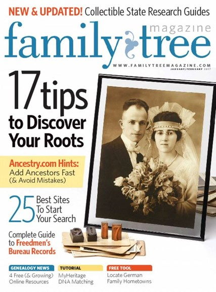Family Tree Cover - 1/1/2017