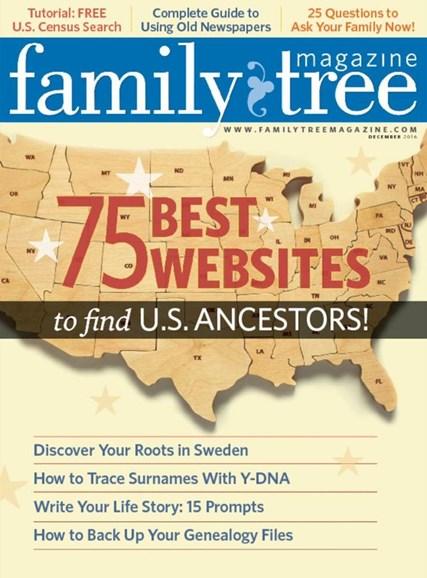 Family Tree Cover - 12/1/2016