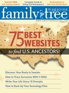 Family Tree Magazine 12/1/2016