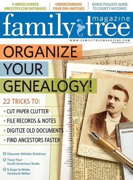 Family Tree Cover - 7/1/2016