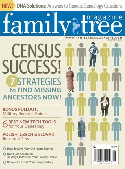 Family Tree Cover - 5/1/2016