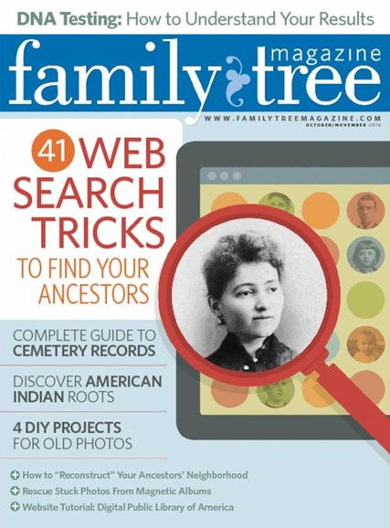 Family Tree Cover - 10/1/2016