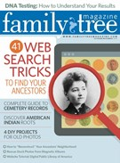 Family Tree Magazine 10/1/2016