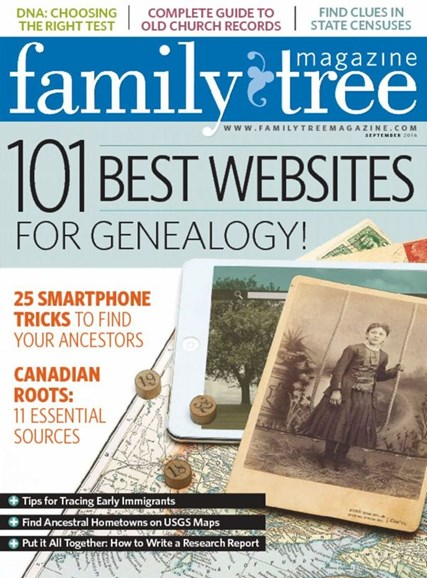 Family Tree Cover - 9/1/2016