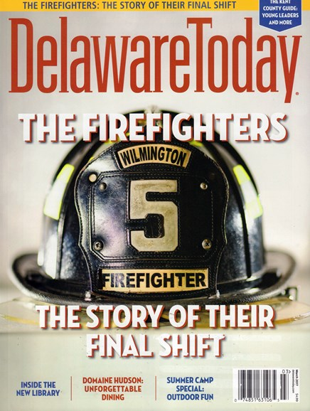 Delaware Today Cover - 3/1/2017