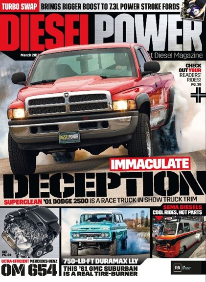 Diesel Power Cover - 3/1/2017