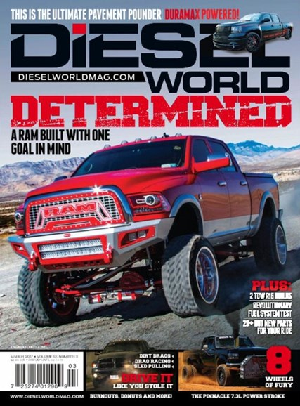 Diesel World Cover - 3/1/2017