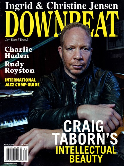 DownBeat Cover - 3/1/2017