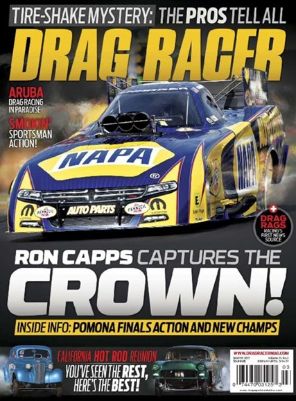 Drag Racer Cover - 3/1/2017