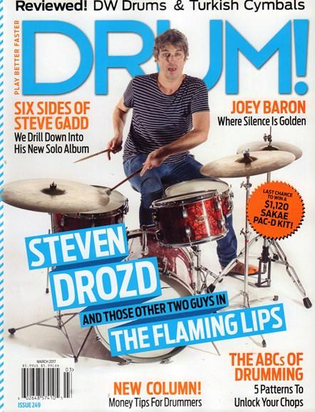 Drum! Cover - 3/1/2017