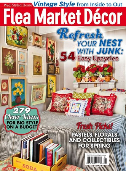 Flea Market Décor Cover - 3/1/2017