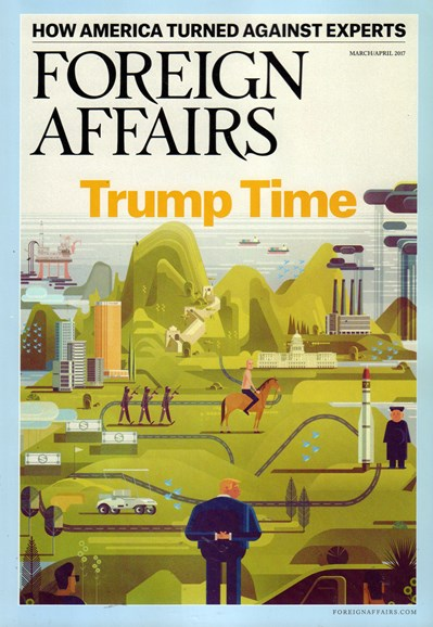 Foreign Affairs Cover - 3/1/2017