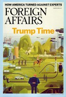 Foreign Affairs Magazine 3/1/2017