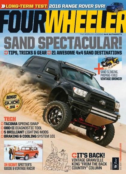 Four Wheeler Cover - 3/1/2017