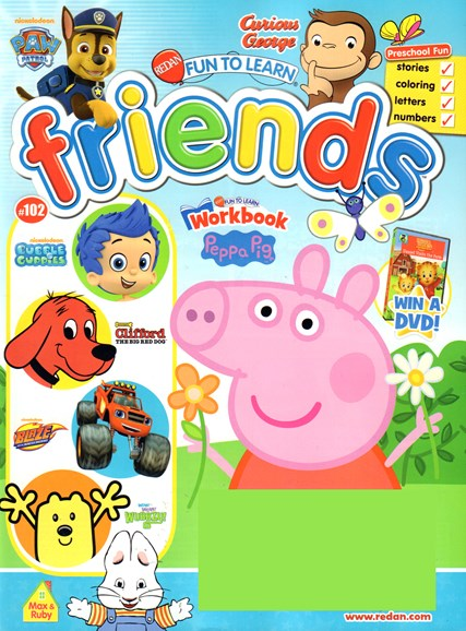 Preschool Friends Cover - 3/1/2017
