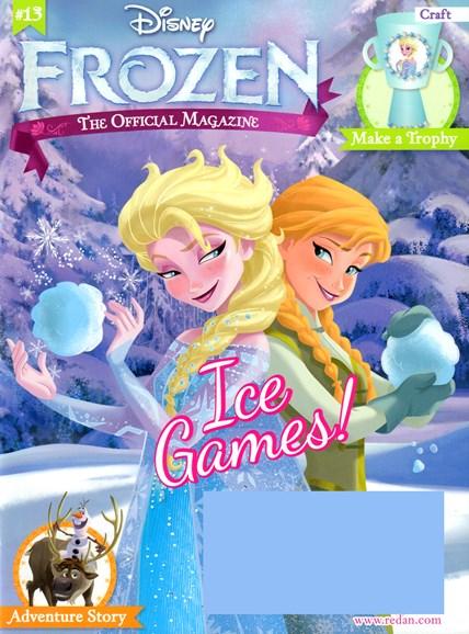 Disney Frozen Cover - 3/1/2017