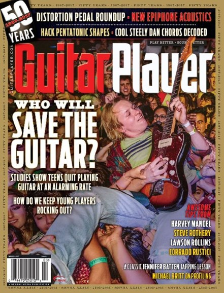 Guitar Player Cover - 3/1/2017