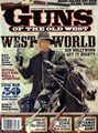 Guns Of The Old West Magazine | 3/2017 Cover