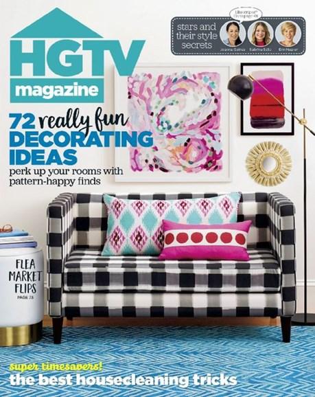 HGTV Cover - 3/1/2017