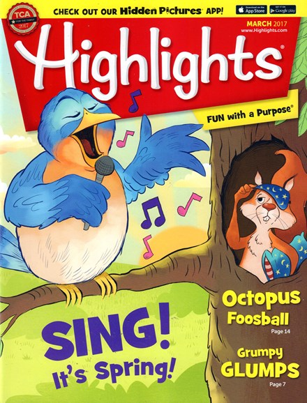 Highlights Cover - 3/1/2017
