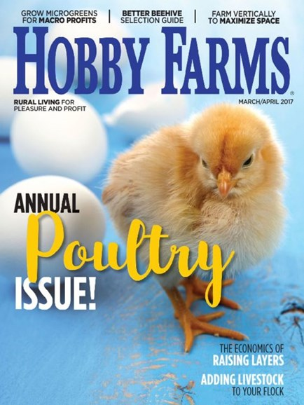 Hobby Farms Cover - 3/1/2017