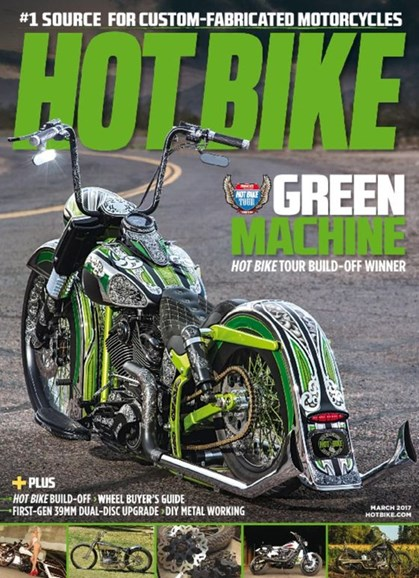 Hot Bike Cover - 3/1/2017