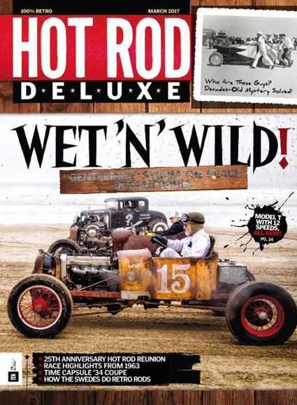Hot Rod Deluxe Cover - 3/1/2017