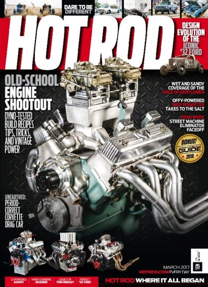 Hot Rod Cover - 3/1/2017