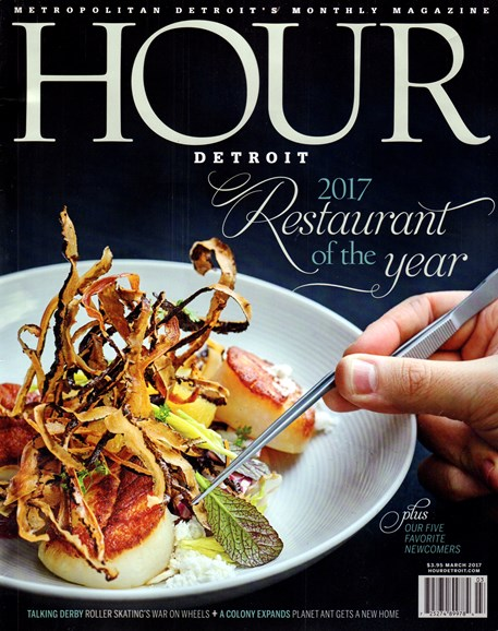 Hour Detroit Cover - 3/1/2017