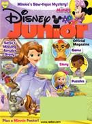 Disney Junior Magazine 3/1/2017