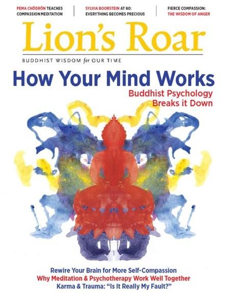 Lion's Roar Cover - 3/1/2017
