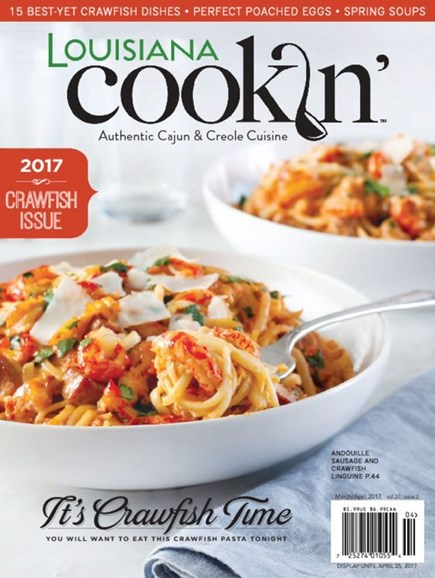 Louisiana Cookin' Cover - 3/1/2017
