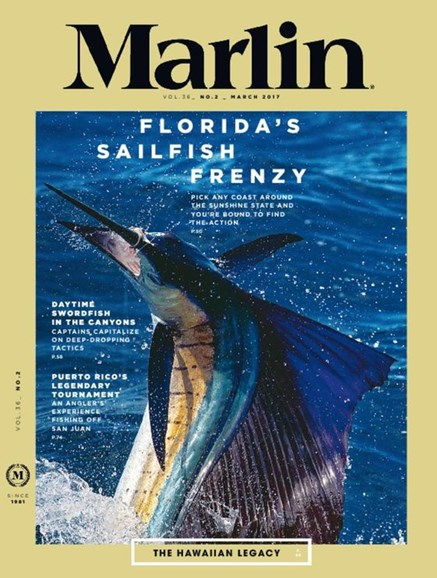 Marlin Cover - 3/1/2017