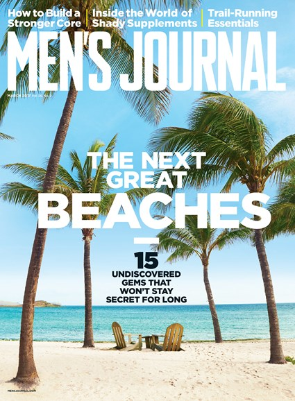 Men's Journal Cover - 3/1/2017