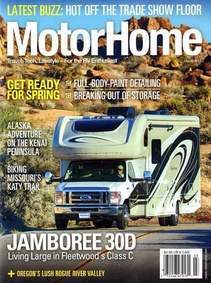 MotorHome Cover - 3/1/2017