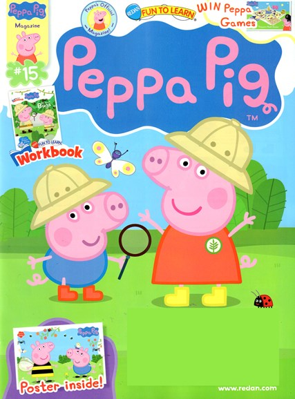 Peppa Pig Cover - 3/1/2017