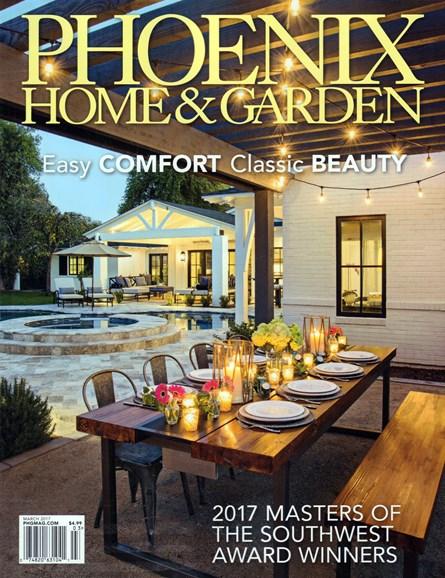 Phoenix Home & Garden Cover - 3/1/2017