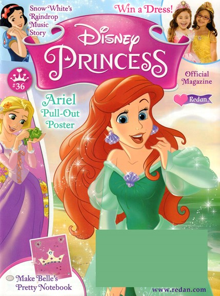 Disney Princess Cover - 3/1/2017