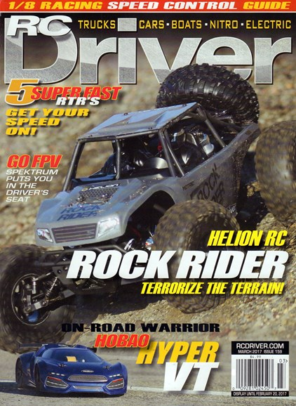 RC Driver Cover - 3/1/2017