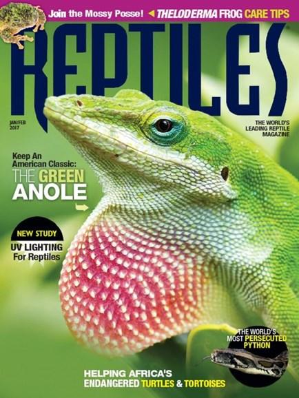 Reptiles Cover - 1/1/2017